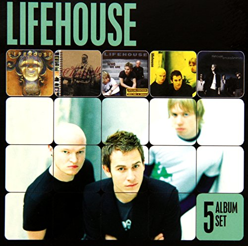 Lifehouse - 5 Album Set - Zortam Music
