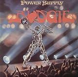 BUDGIE POWER SUPPLY VINYL LP BUDGIE 1980