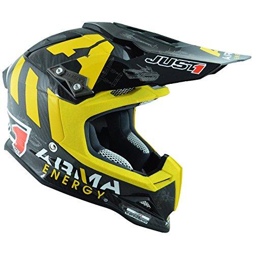 Just 1 casque casque 606321018100115 j32 motostar america, taille l :