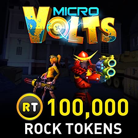 100,000 Rock Tokens: MicroVolts [Game Connect]