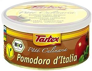 タルテックス ベジタリアン パテ ポモドーロ イタリア 125g