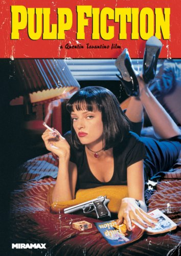 Pulp Fiction on Amazon Prime Instant Video UK
