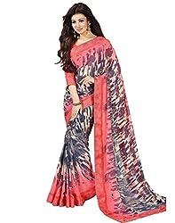 Athena Fashion Women's Georgette Saree