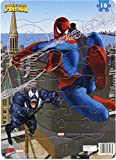 Marvel Spiderman 16 Piece Jigsaw Puzzle