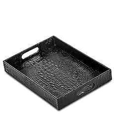 Large Tray<br>Black Melbourne
