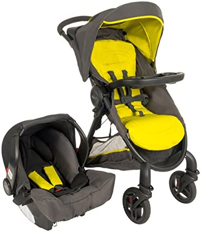 Graco Fast Action Fold Travel System
