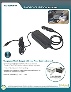 Vupoint Solutions ADP-IP-VP Photo Cube Auto Adapter