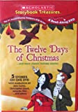 The Twelve Days of Christmas and More Classic Holiday Stories...Scholastic Storybook Treasures DVD