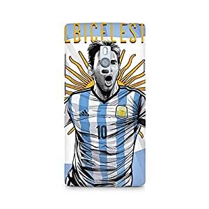 Ebby Messi Rocks Premium Printed Case For OnePlus Two