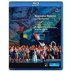 Puccini: La Boheme (Blu Ray) [Blu-ray]