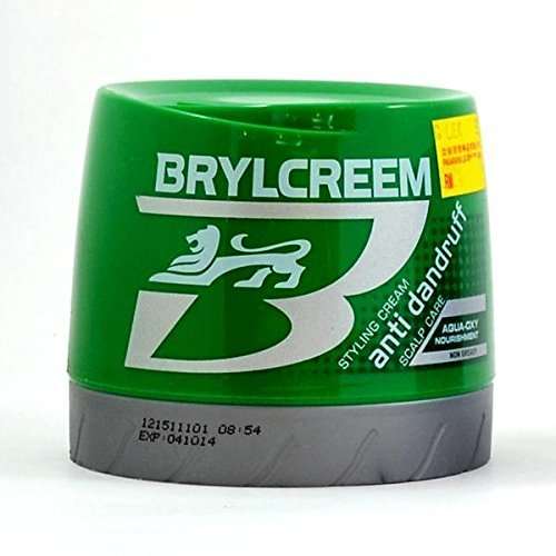 Brylcreem Aqua-Oxy Styling Cream Anti Dandruff Scalp Care 250 ML