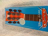 Disney Pixar Cars Red Children's Acoustic Guitar First Act for Kids