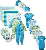Gerber Baby-Boys Newborn 19-Piece Newborn Essentials Gift Set