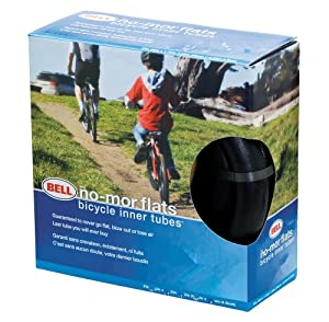 Bell No-Mor Flats Bike Inner Tube, 28-x 1-5/8-Inch to 1-3/8-Inch