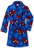 Spiderman Litlle Boys Plush Robe, Toddler Size 2T Size: 2T, Model: , Newborn & Baby Supply