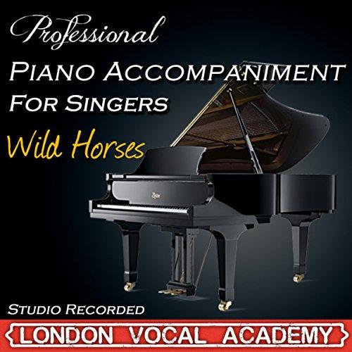 Wild Horses ('I Dreamed A Dream & Susan Boyle' Piano Accompaniment) [Professional Karaoke Backing Track]