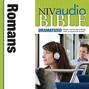 NIV Audio Bible, Dramatized: Romans Audiobook