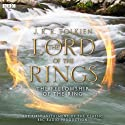 The Lord of the Rings: The Fellowship of the Ring (Dramatised) Radio/TV Program Auteur(s) : J. R. R Tolkien Narrateur(s) : Ian Holm, Michael Hordern, Robert Stephens