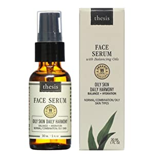 Facial Serum - Balancing Moisturizer - Oily, Combination Skin