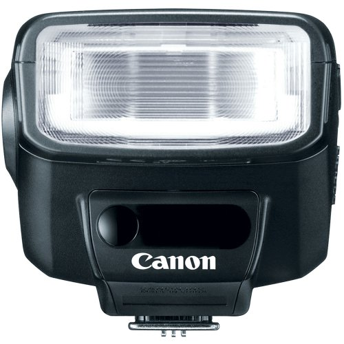 514IBJdtIfL Canon 270EX II Speedlite Flash for Canon SLR Cameras (Black)
