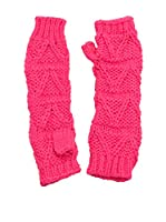 French Connection Guantes (Fucsia)
