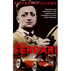 Enzo Ferrari Biography Book 4