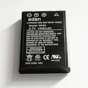 edan NP60 1200mAh Li-Ion Rechargeable Battery for Kodak Easyshare Series