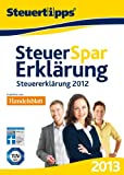 Steuer-Spar-Erklrung 2013 (fr Steuerjahr 2012 / Frustfreie Verpackung)