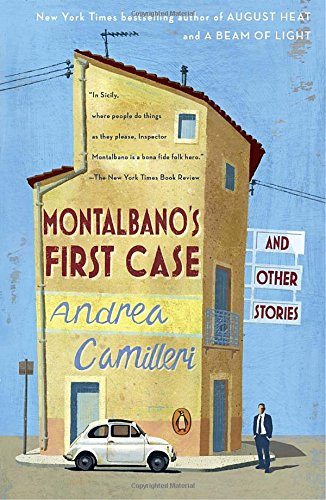 Montalbano's First Case and Other Stories (Inspector Montalbano Series)
