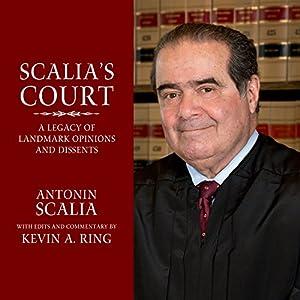 Scalia's Court Audiobook