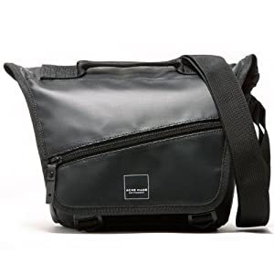 Acme Made Union Kit Messenger Shoulder Bag - Black