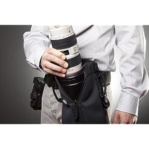 SpiderPRO Large Lens Pouch スパイダープロ・ラージレンズポーチ(スパイダーモンキー1セット付き)