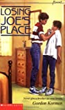 Gordon Korman Losing Joe's Place BOOK:PAPERBACK