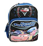 Disney Cars 2 Mc Queen Toddler Kids Backpack Bag Tote 12