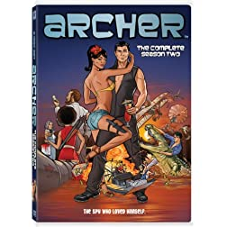 Archer: Season 2