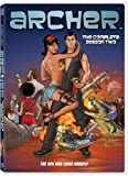 Cover art for  Archer: The Complete Season Two