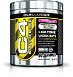 Cellucor C4 Extreme Supplement Powder, pack of 2, 120 servings