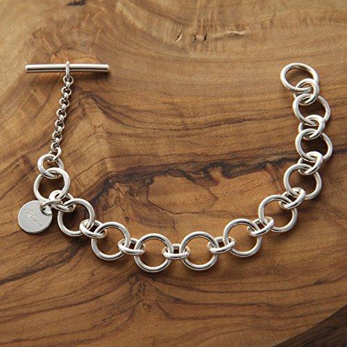 bracciale-argento-a-catena-maglia-rolo-alternate-grosse-e-piccole