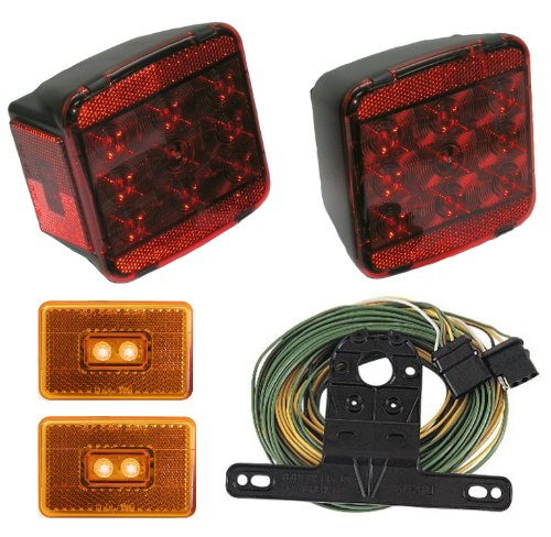 Peterson Manufacturing V940 Led Trailer Light