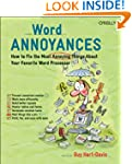 Word Annoyances: How to Fix the Most...