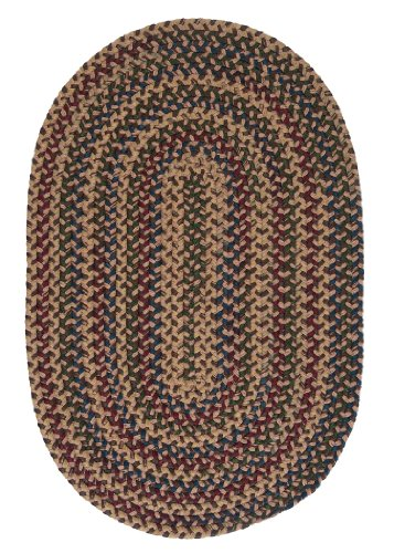Midnight Rug, 2 by 3-Feet, Mocha