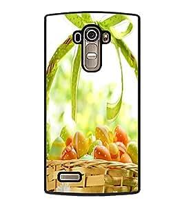 PRINTSWAG FRUITS BASKET Designer Back Cover Case for LG G4