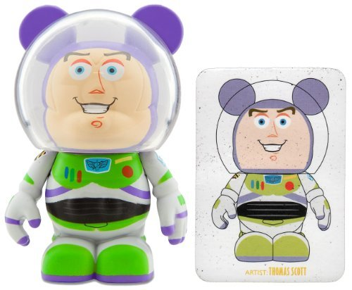 Buy Low Price Disney Buzz Lightyear by Thomas Scott – Disney Vinylmation 3″ Toy Story Series Designer Figure (Disney Theme Parks Exclusive) (B0048Q4S9Q)