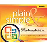 Microsoft® Office PowerPoint® 2007 Plain & Simpleby Nancy Muir