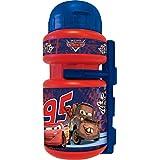 Disney Jungen Car Fahrradtrinkflasche, Rot, 35545
