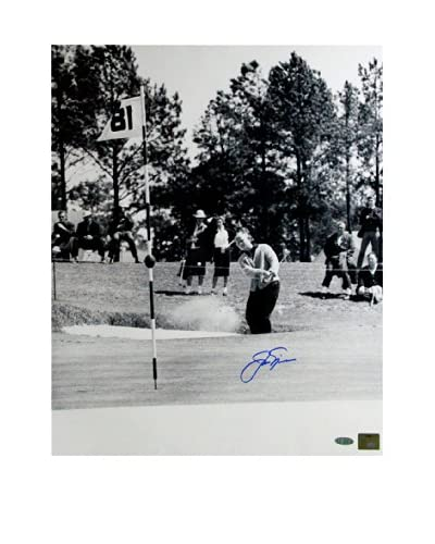 Steiner Sports Memorabilia Jack Nicklaus 1965 Bunker Shot Photo