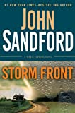 img - for Storm Front (A Virgil Flowers Novel) book / textbook / text book