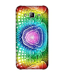 Samsung Galaxy J5 2016 Designer / Printed Back Cover -(pattern)