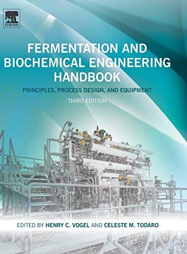 Fermentation Biochemical Engineering Handbook