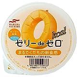 マルハ ゼリーdeゼロ マンゴー風味 180g×6個 ランキングお取り寄せ